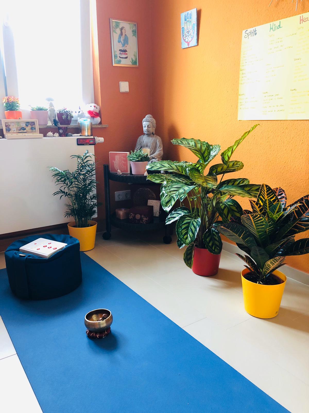 Yoga Meditation Room - auf desmondo.de findest du viee weitere Wohnideen