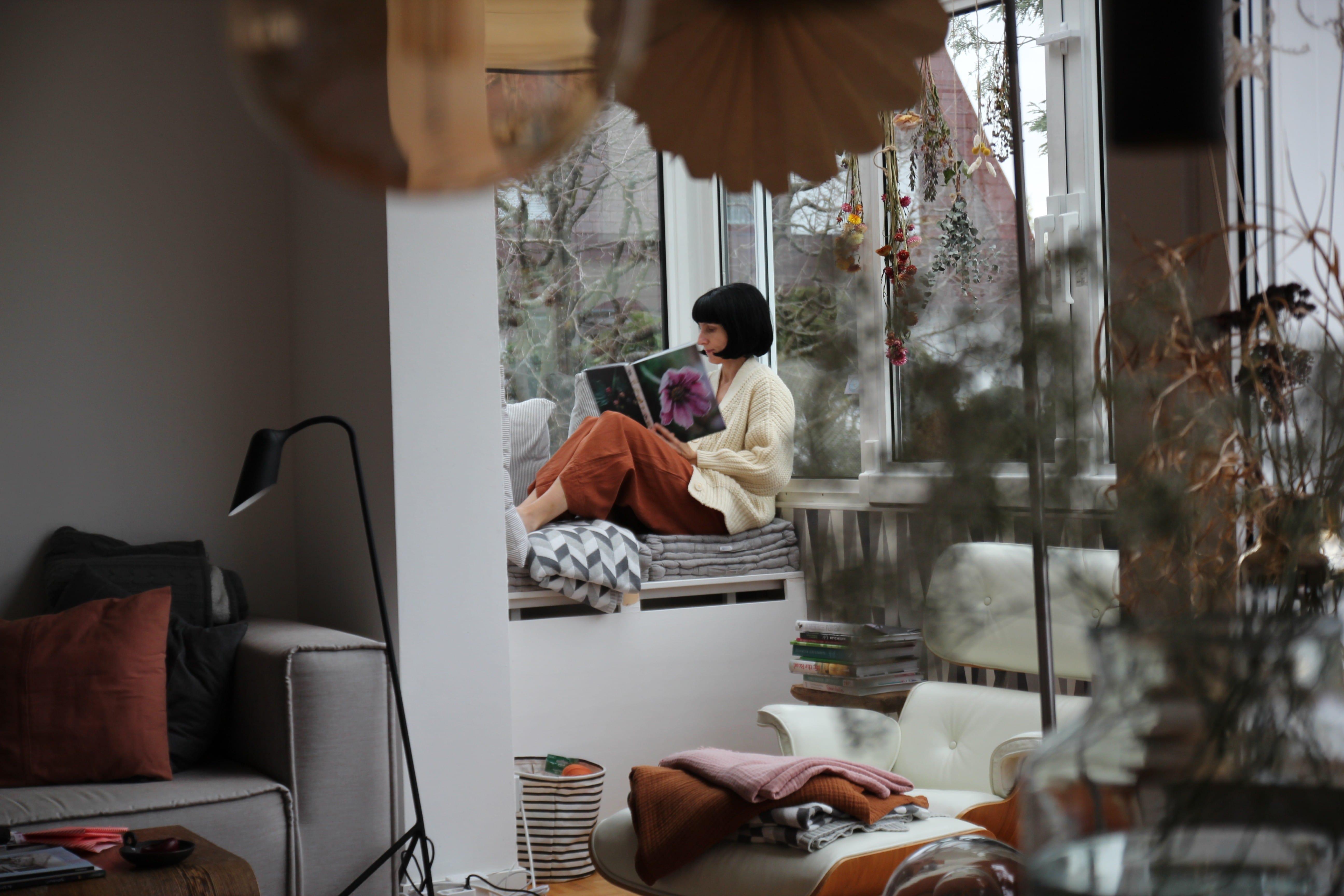 Wohnzimmer- Zuhause bei Stefanie - Dekoideen und zeitlose Accessoires zeigt sie bei desmondo.de