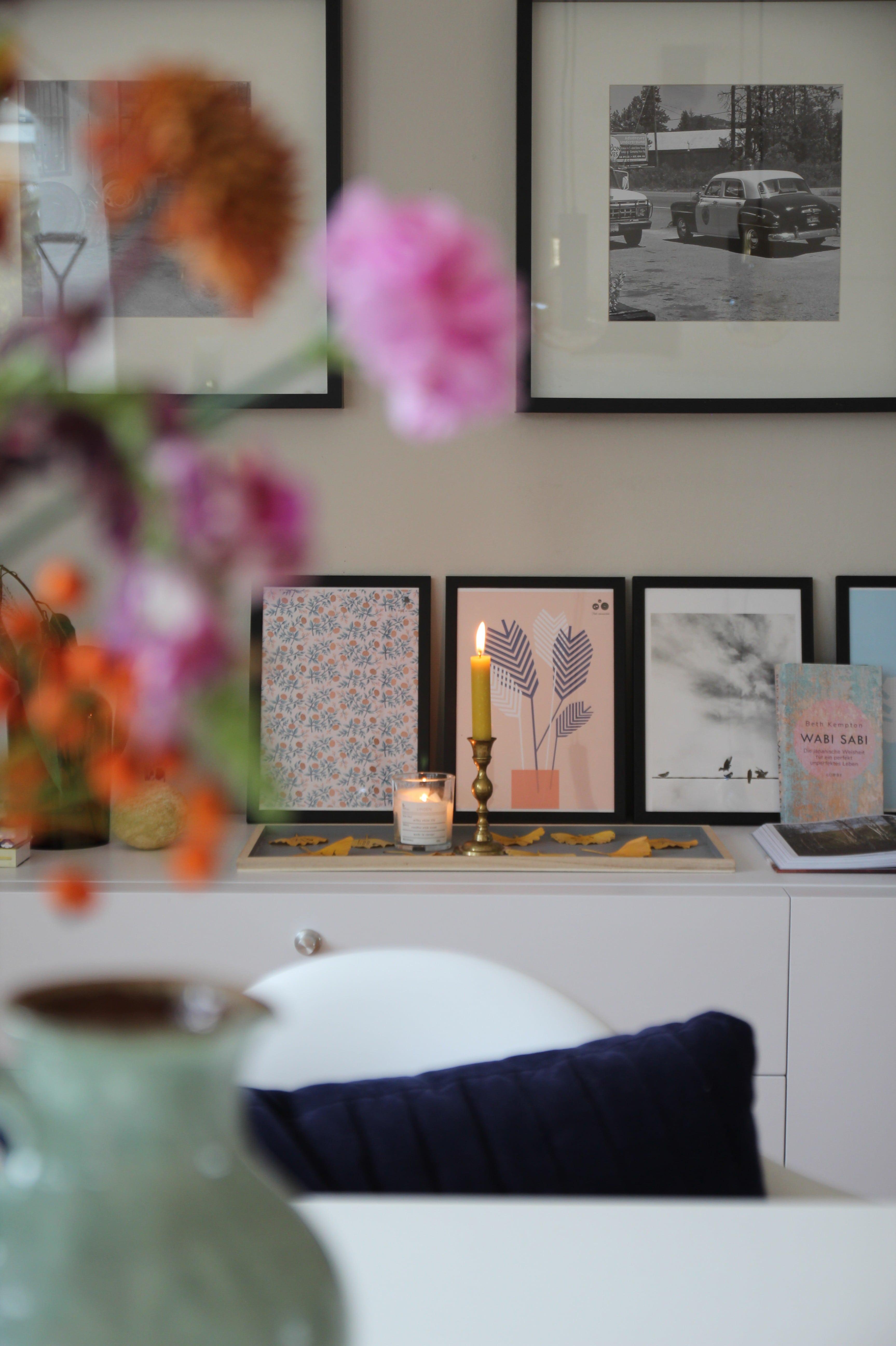 Bilderrahmen und Wanddeko - Zuhause bei Stefanie - Dekoideen und zeitlose Accessoires zeigt sie bei desmondo.de