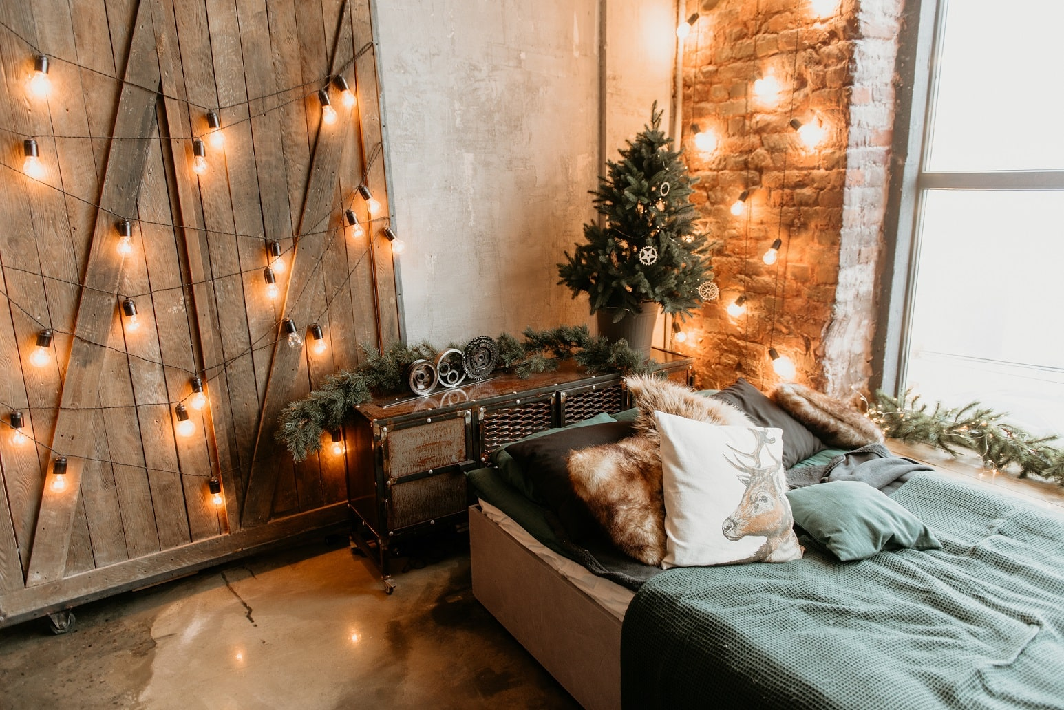 Wohlfühlumgebung - gemütliches Schlafzimmer - Wohnideen und Inspirationen bei DESMONDO
