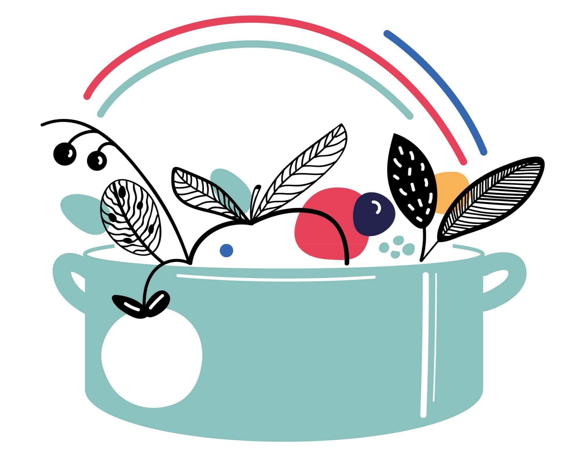 inspirationen desmondo homestory klimafreundliche Küche