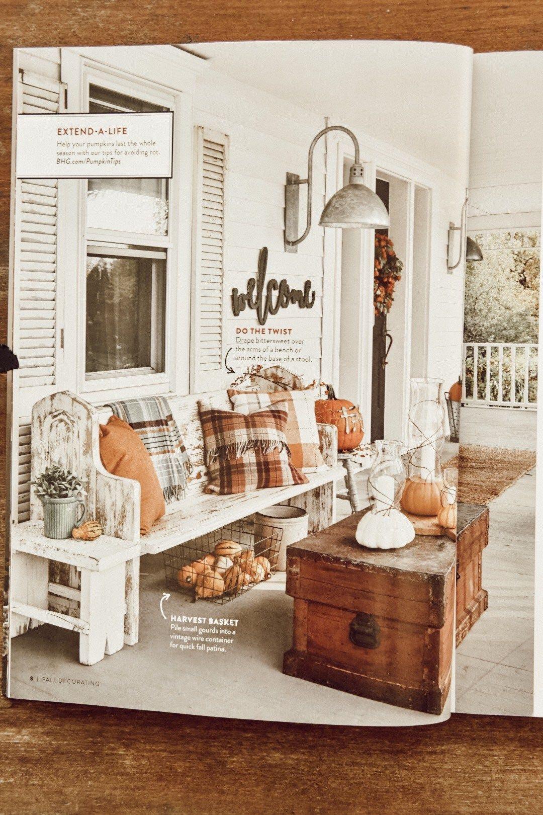 Interieur-Trends für den Oktober
