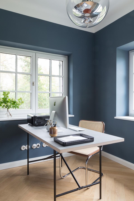 Areitszimmer - Home-Office  Haus kernsaniert und trotzdem seinen Charakter bewahrt