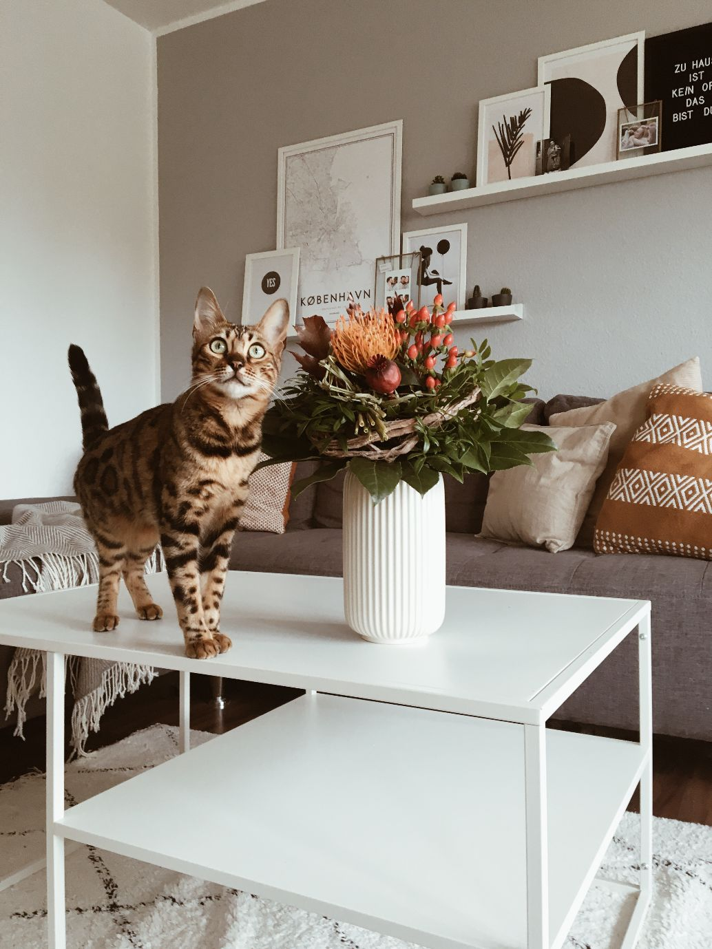 Zu Hause bei Nina - Homestory DESMDONDO