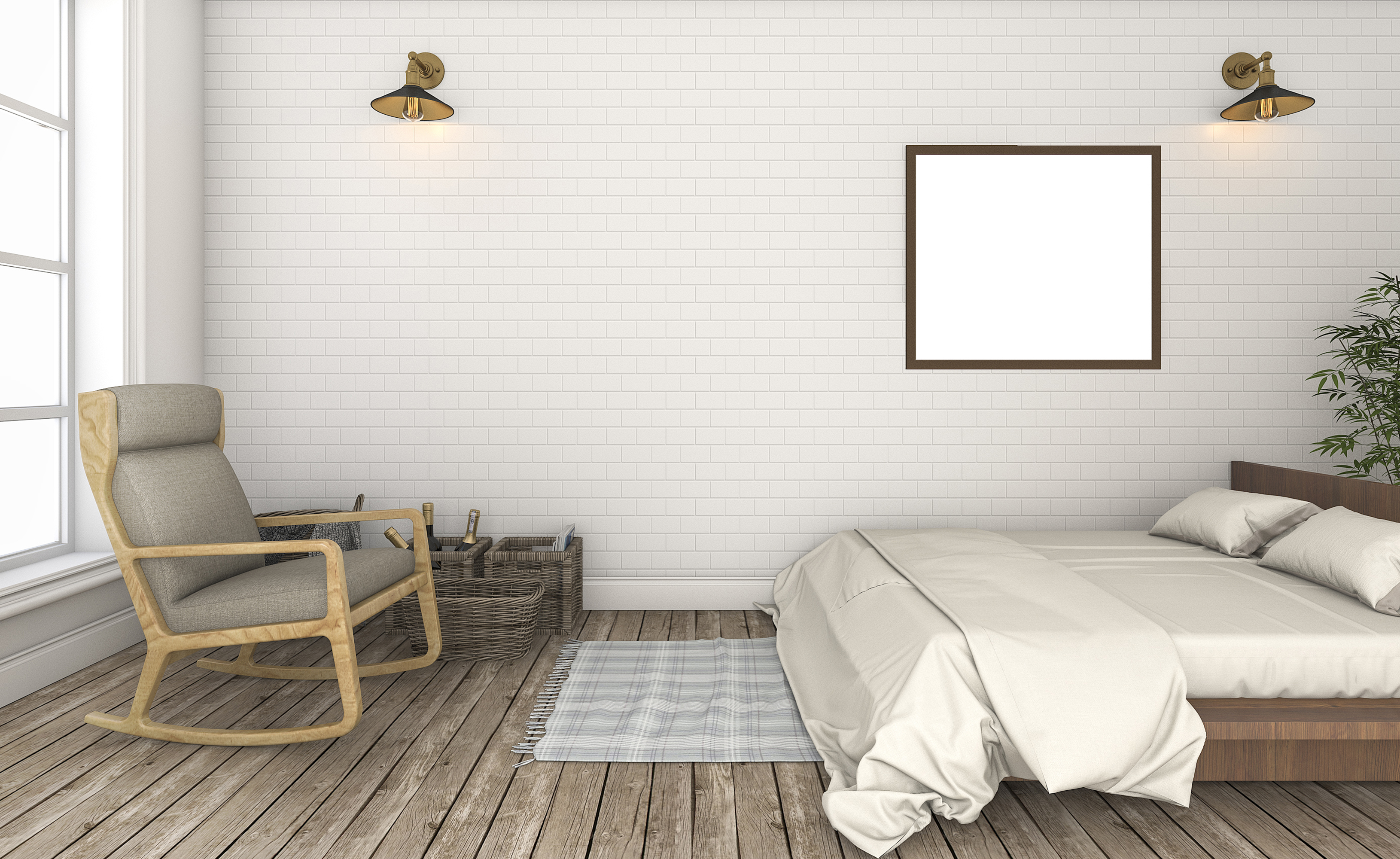 Schaukelsessel: Bequem und dekorativ aus Holz