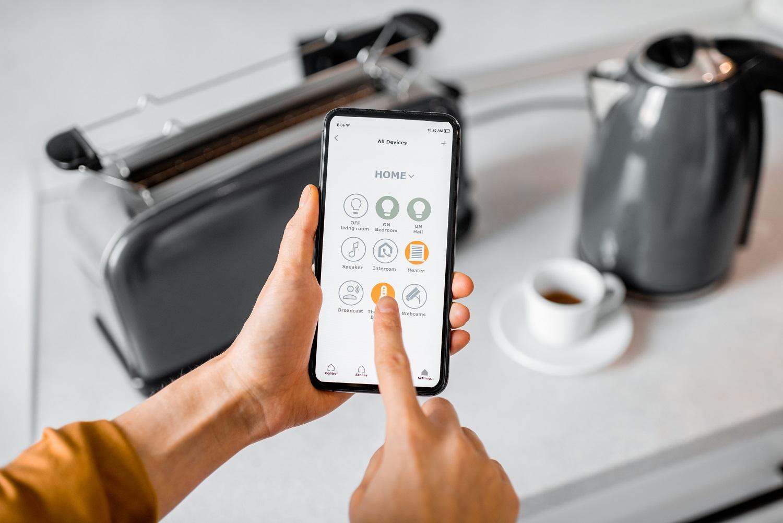 Smart Kitchen - Auch dein Zuhause wird immer weiter vernetzt