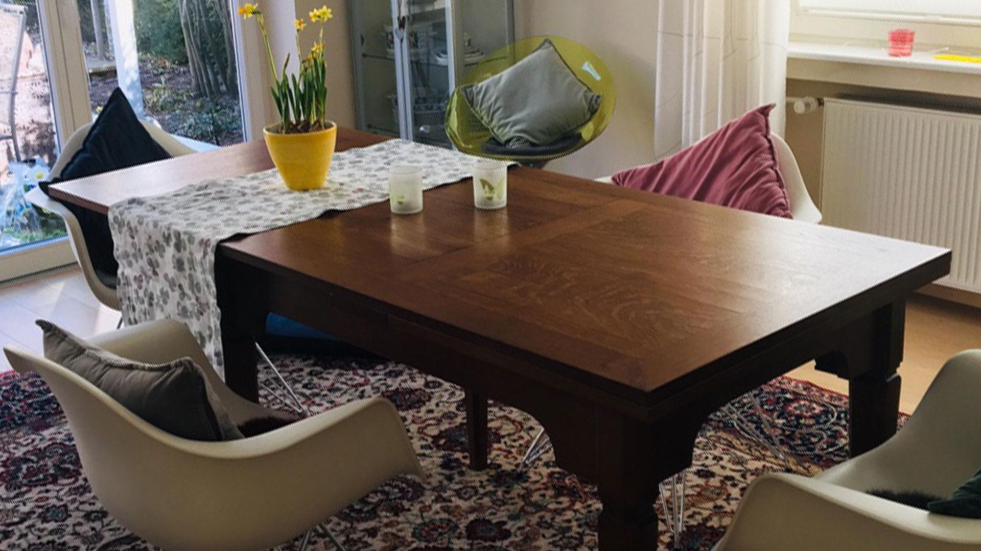 Desmondo Homestory zuhause bei den lesern Susanne vereint alte Erbstücke mit modernem Design
