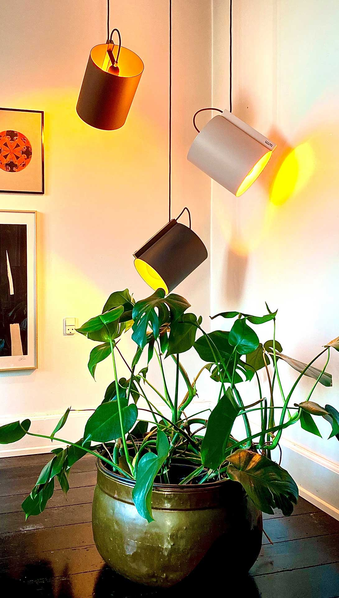 WUM Nachhaltige Lampen mit Pfiff leuchten für deinen Wohnstil desmondo