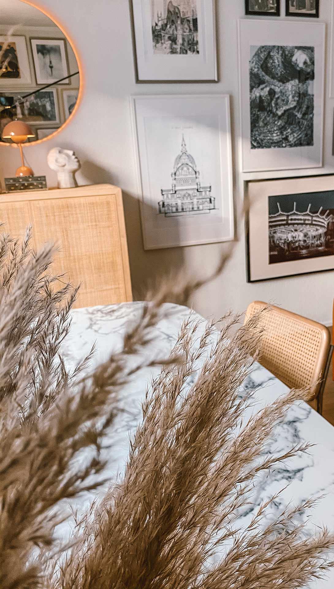 Homestory: Aufgeräumt, gemütlich und individuell einfach desmondo inspiration für deinen Wohnraum
