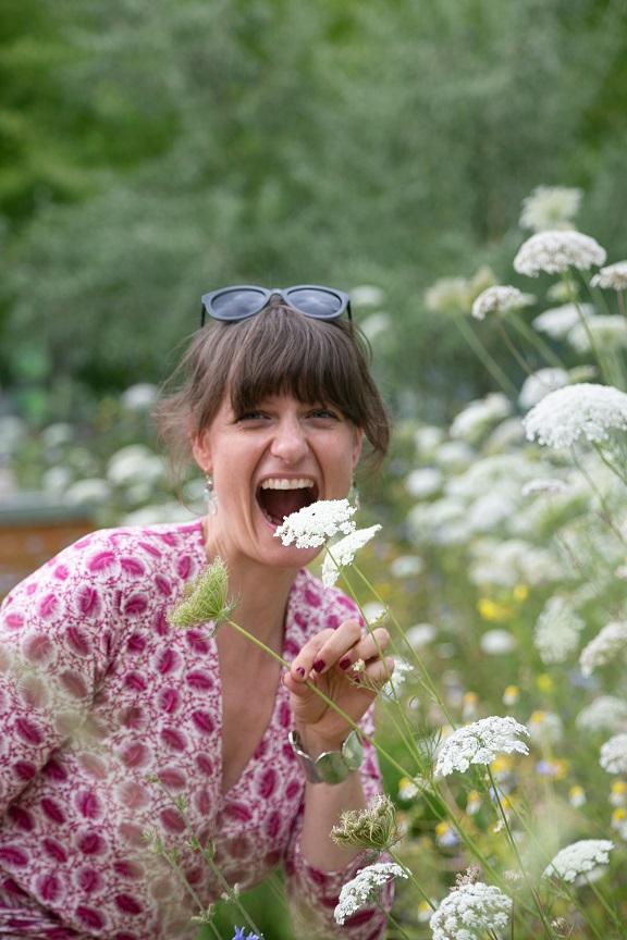 Sarah Stiller, My Cottage Garden