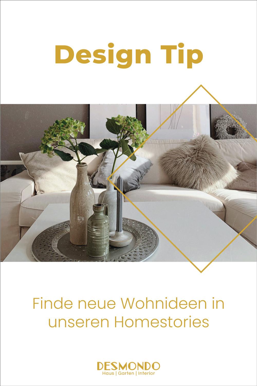 Pastel - gemütliches Wohnzimmer - Homestory: Vanessas Schwäche für Altbau - Mehr Inspirationen und Wohnideen findest du bei desmondo