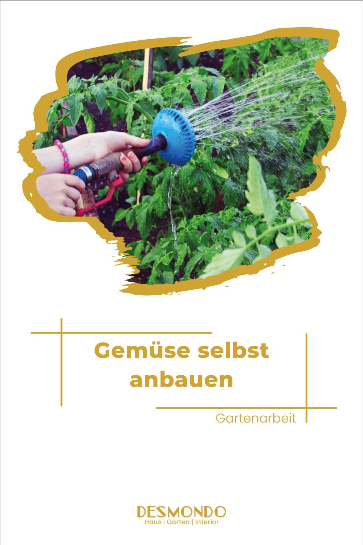 Obst und Gemüse selbst anbauen outdoor inspirationen für Balkon und Garten einfach desmondo.de