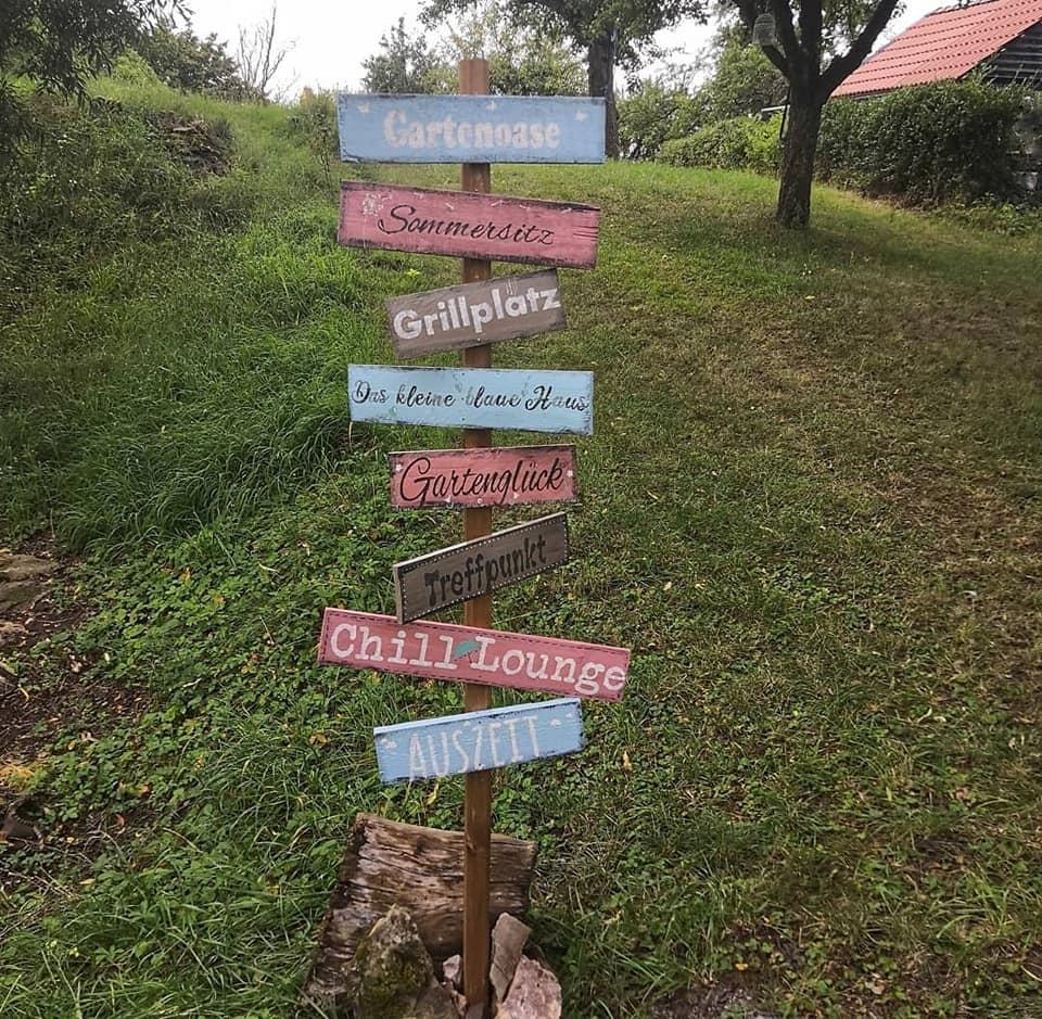 Homestories - Bei Lesern Zuhause - Homestory: Kirstin's Gartenbau mit Bauwagen - so einfach geht's desmondo