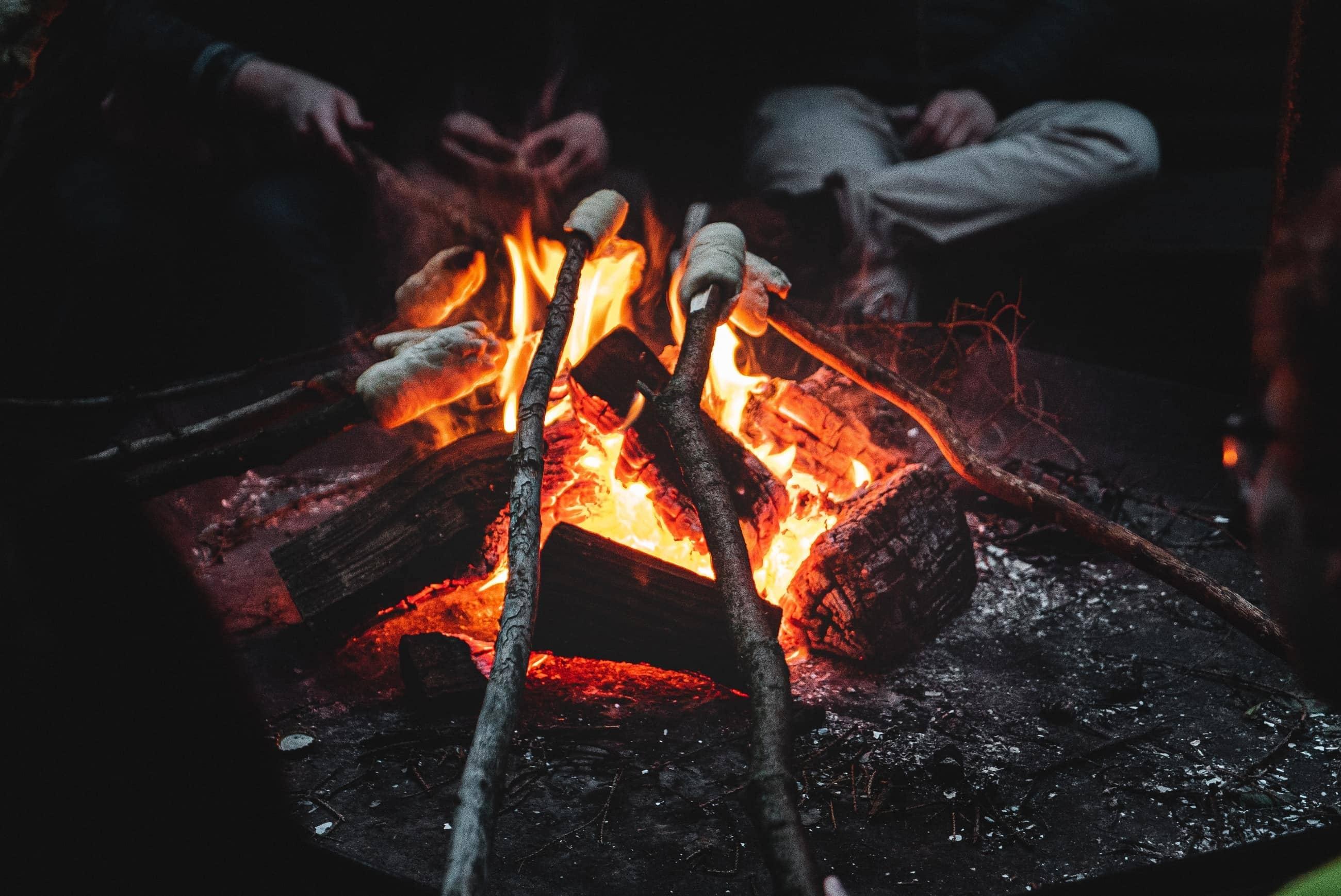 Feuer frei - Den Herbst mit Feuer romantisch gestalten