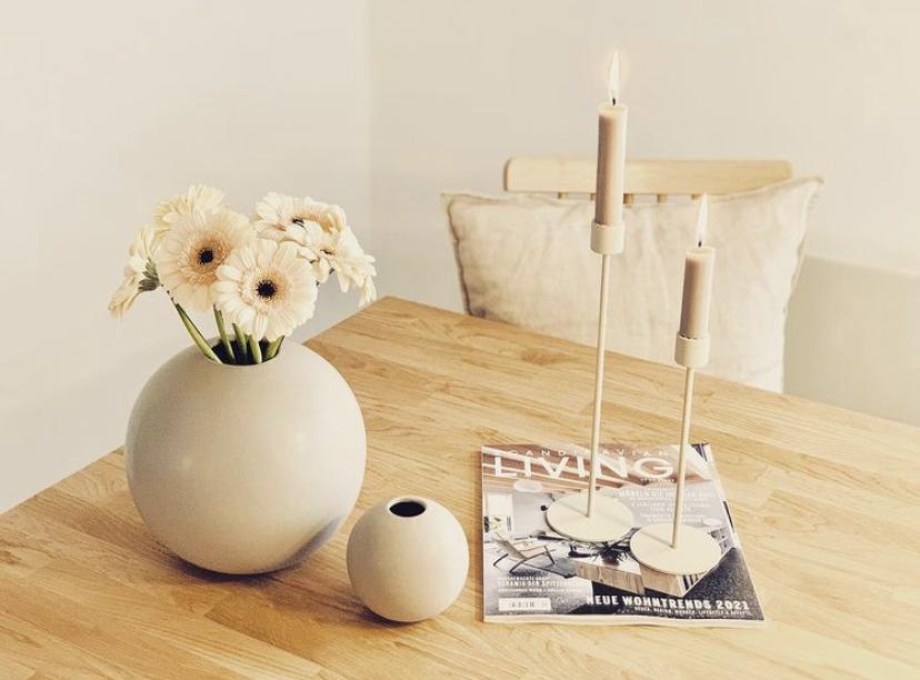 Homestories - Bei Lesern Zuhause - Homestory: Bei Paulina gibt es viel Weiß und Holz - so geht's einfach desmondo
