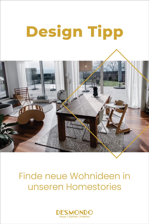 Homestories - Bei Lesern Zuhause - Homestory: Nathalie lässt sich von Reisen und der Natur inspirieren - so geht's einfach desmondo