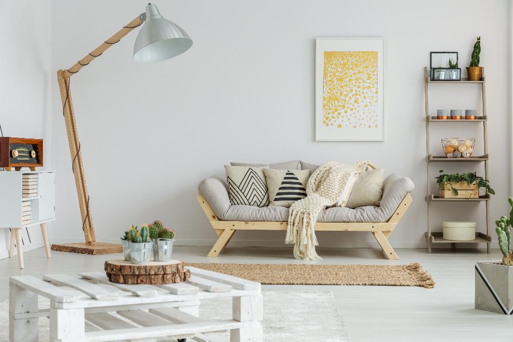 Indoor - Inspirationen für deinen Wohnraum - Wohntrend 2021: skandinavisch schlicht einrichten - so geht's einfach desmondo