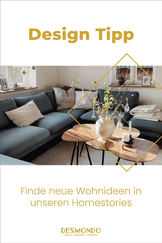 Homestories - Bei Lesern Zuhause - Homestory: Lukas wohnt im Fachwerkhaus - so geht's einfach desmondo