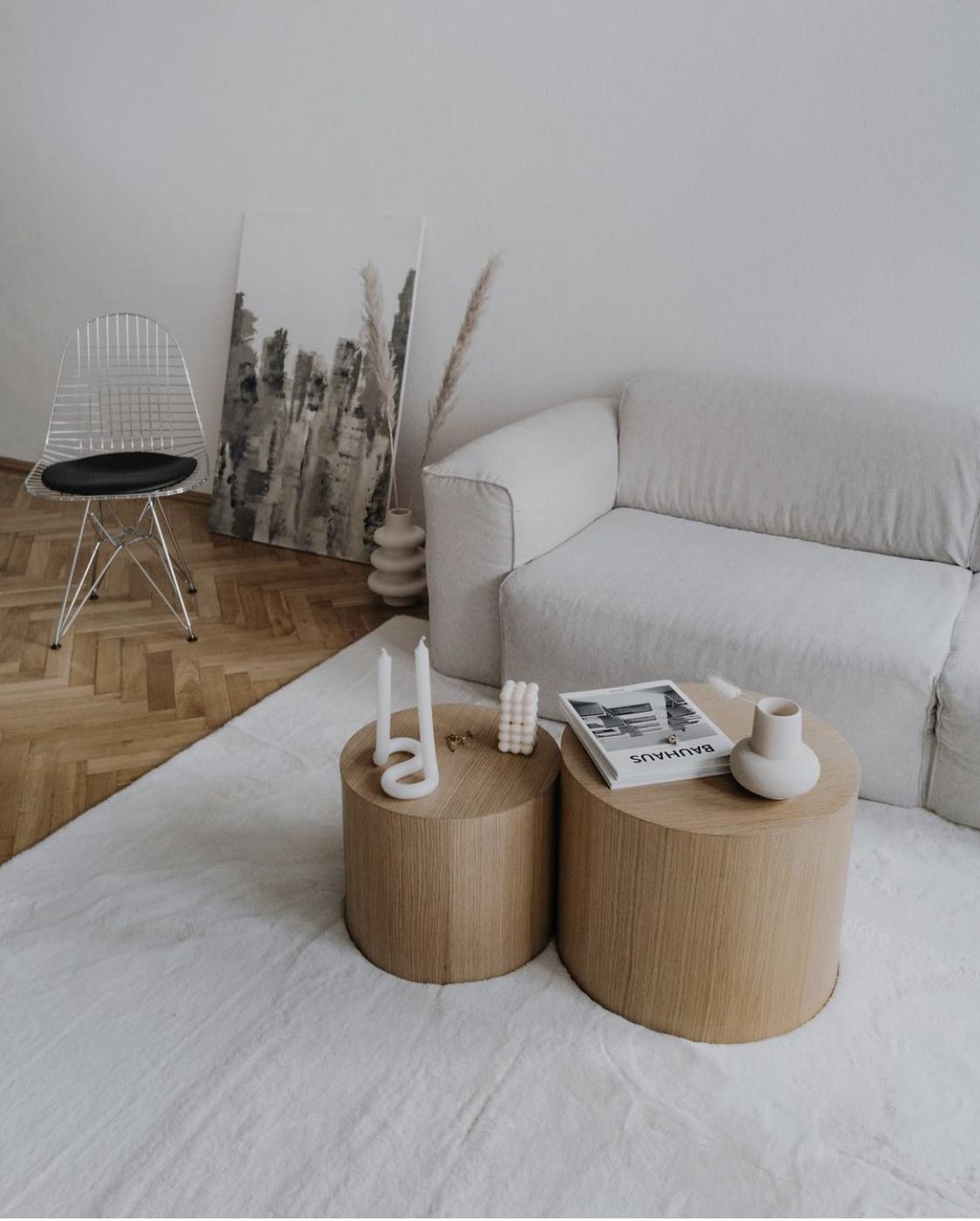 Homestories - Bei Lesern Zuhause - Homestory: Dea mischt Design mit Selbstgebautem - so geht's einfach Desmondo online Magazin und Shop