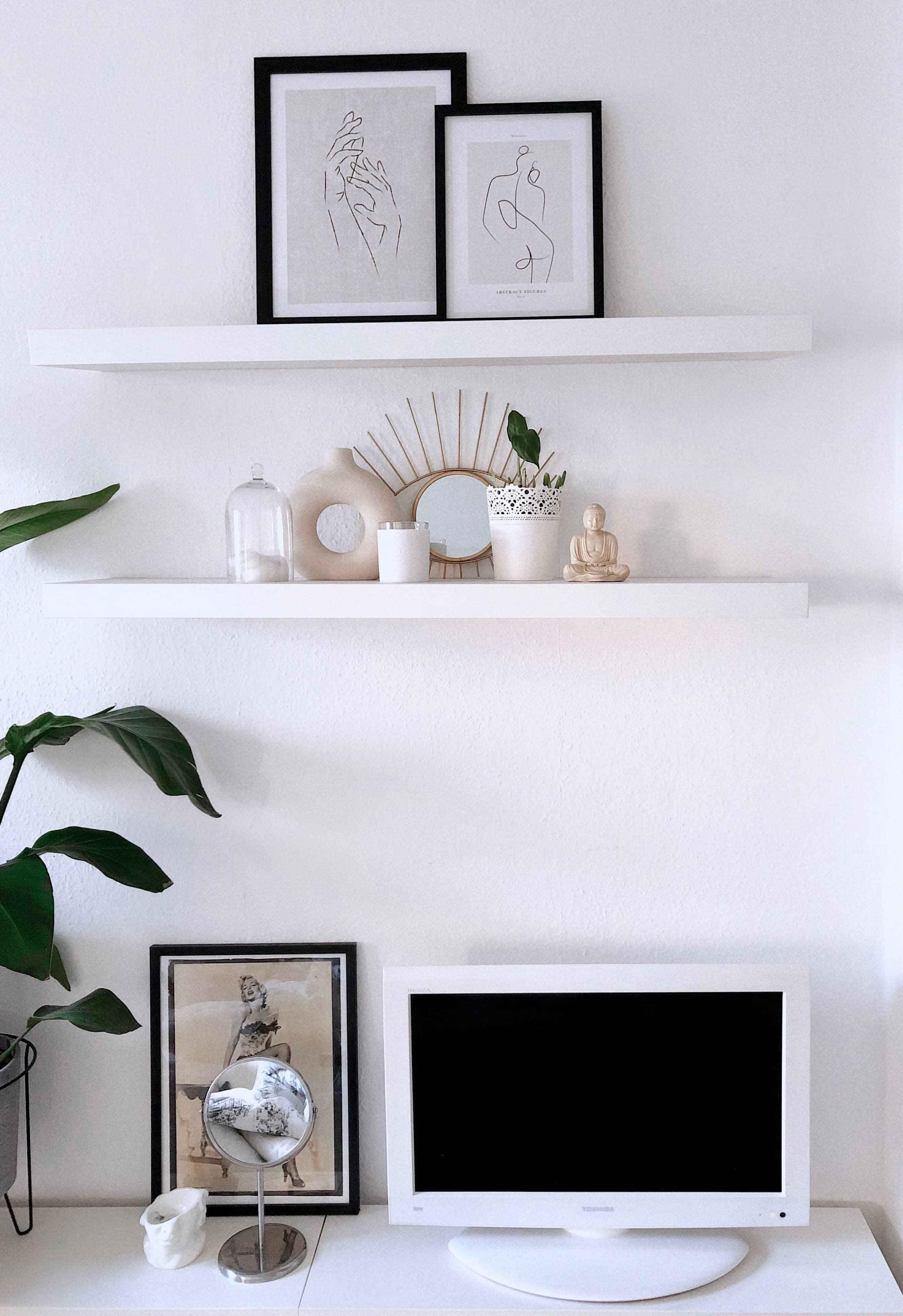 Homestories - Bei Lesern Zuhause - Homestory: Bei Colette dominiert Weiß- so geht's einfach desmondo