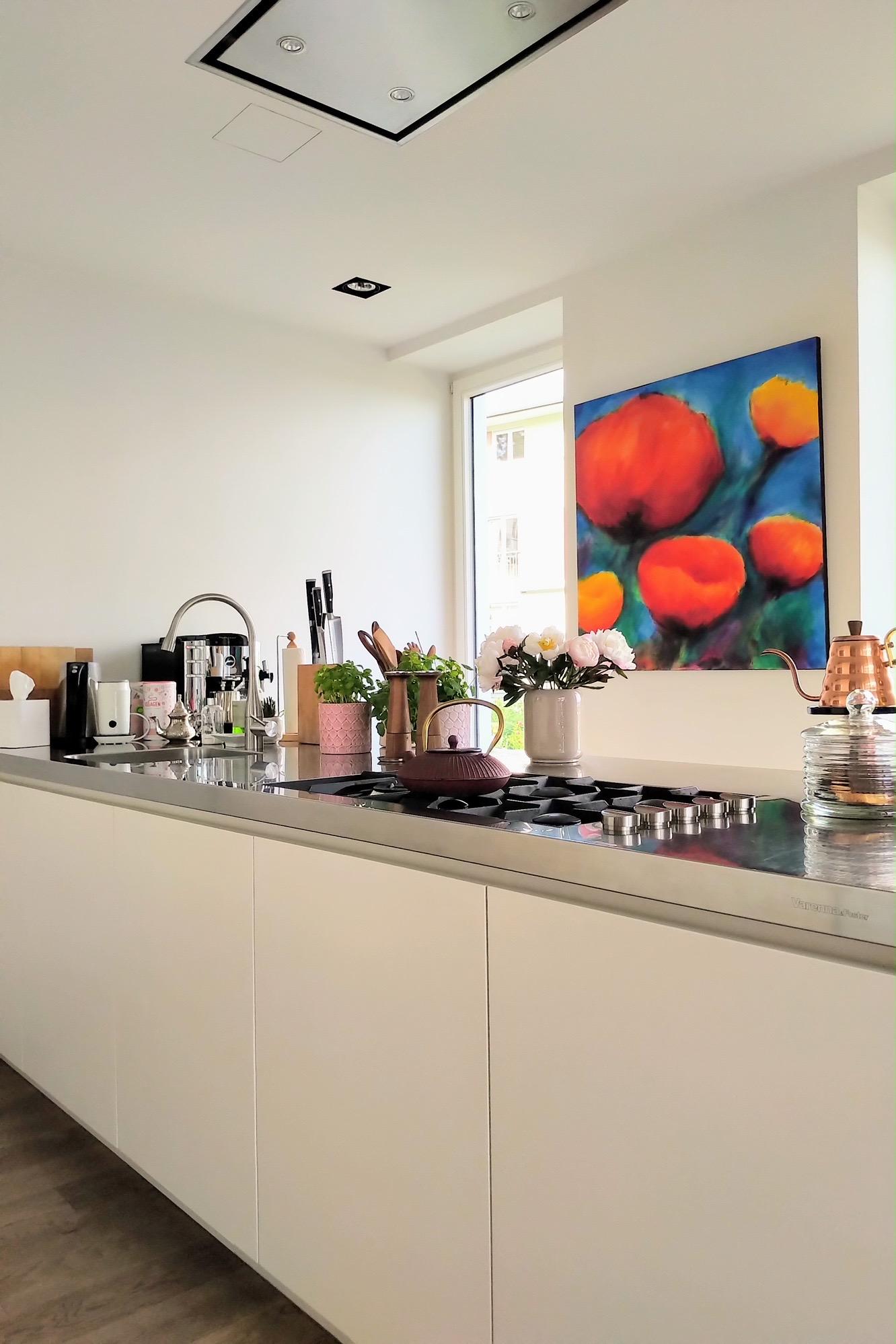 Homestories - Bei Lesern Zuhause - Homestory: Gerardina schafft für Räume Atmosphäre - so geht's einfach Desmondo dein online Magazin und Shop
