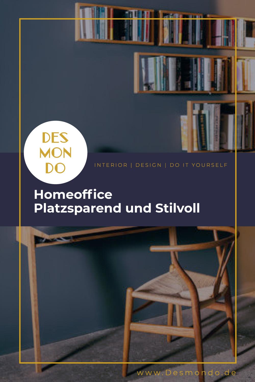 Indoor - Inspirationen für deine Wohnraum - Homeoffice - Platzsparend und Stilvoll- so geht's einfach Desmondo dein online Magazin und Shop