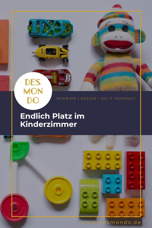 Indoor - Inspirationen für deine Wohnraum - Endlich Platz im Kinderzimmer- so geht's einfach Desmondo dein online Magazin und Shop