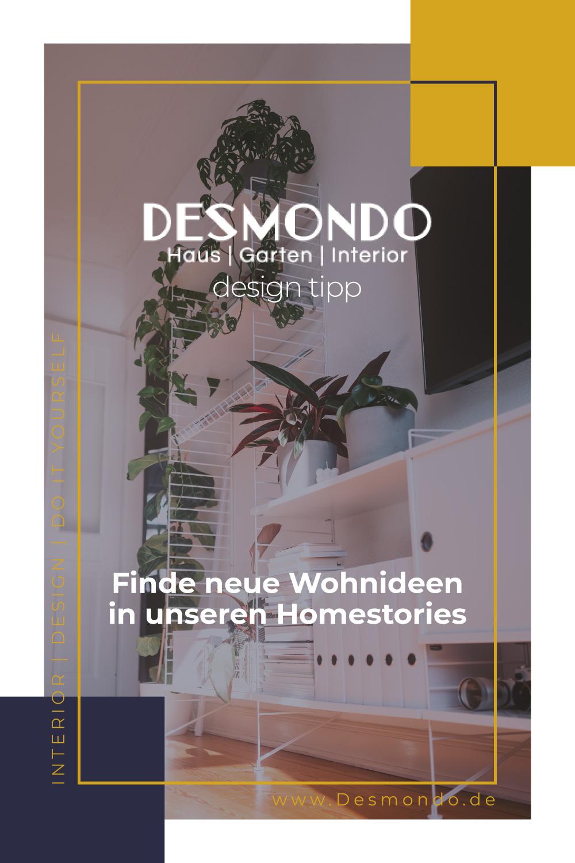 Homestory - Bei Lesern Zuhause - Homestory: Zuhause bei Luka und Tabea im Mid-Century Style - so geht's einfach Desmondo dein online Magazin und Shop