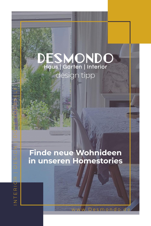 Homestories - Bei Lesern Zuhause - Homestory: Im nordischen Stil mit Claudia - so geht's einfach Desmondo dein online Magazin und Shop