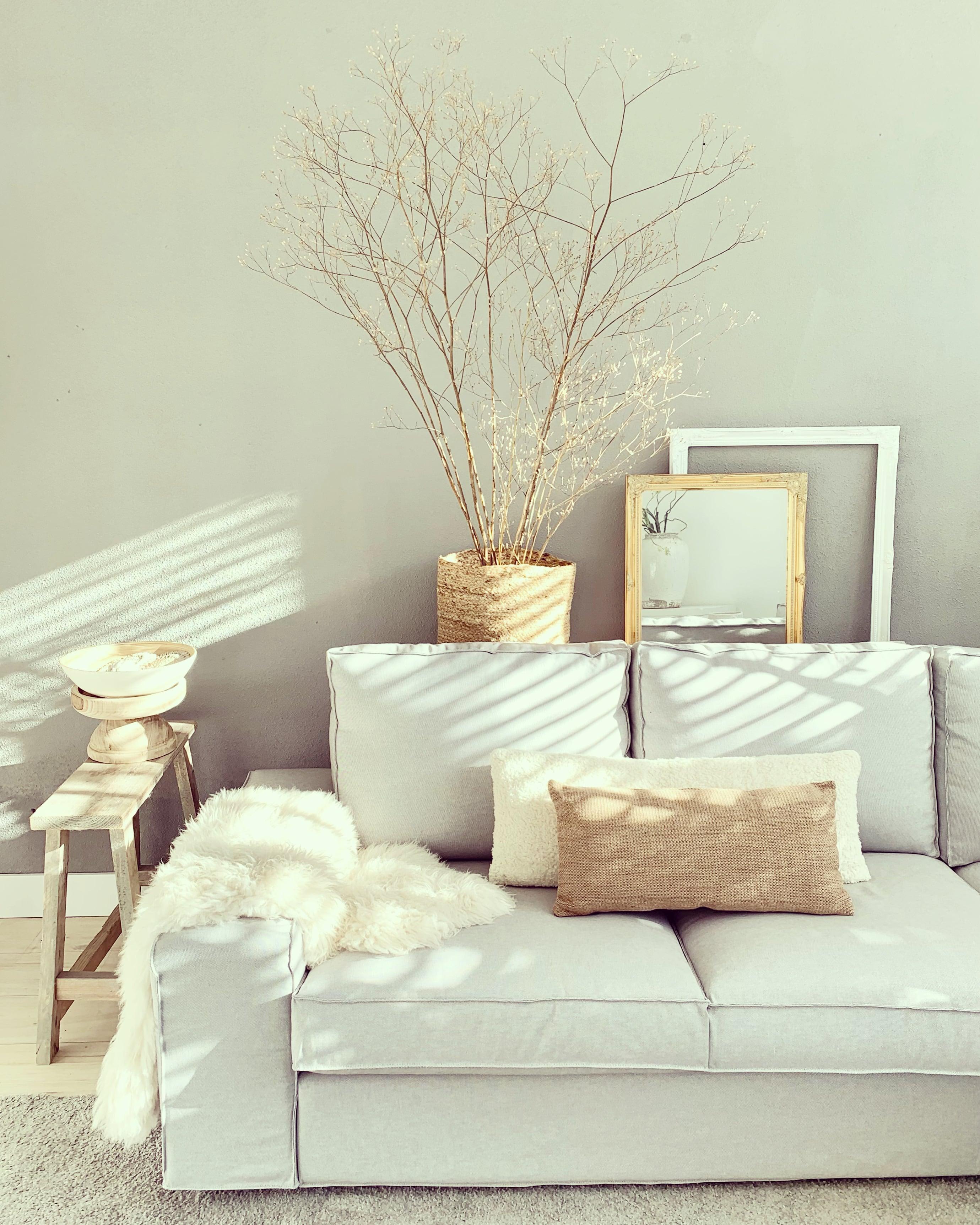 Homestory  Bei Lesern Zuhause Homestory: Inges Motto  viel Licht  und helle Farben so geht's einfach Desmondo dein online Magazin und Shop