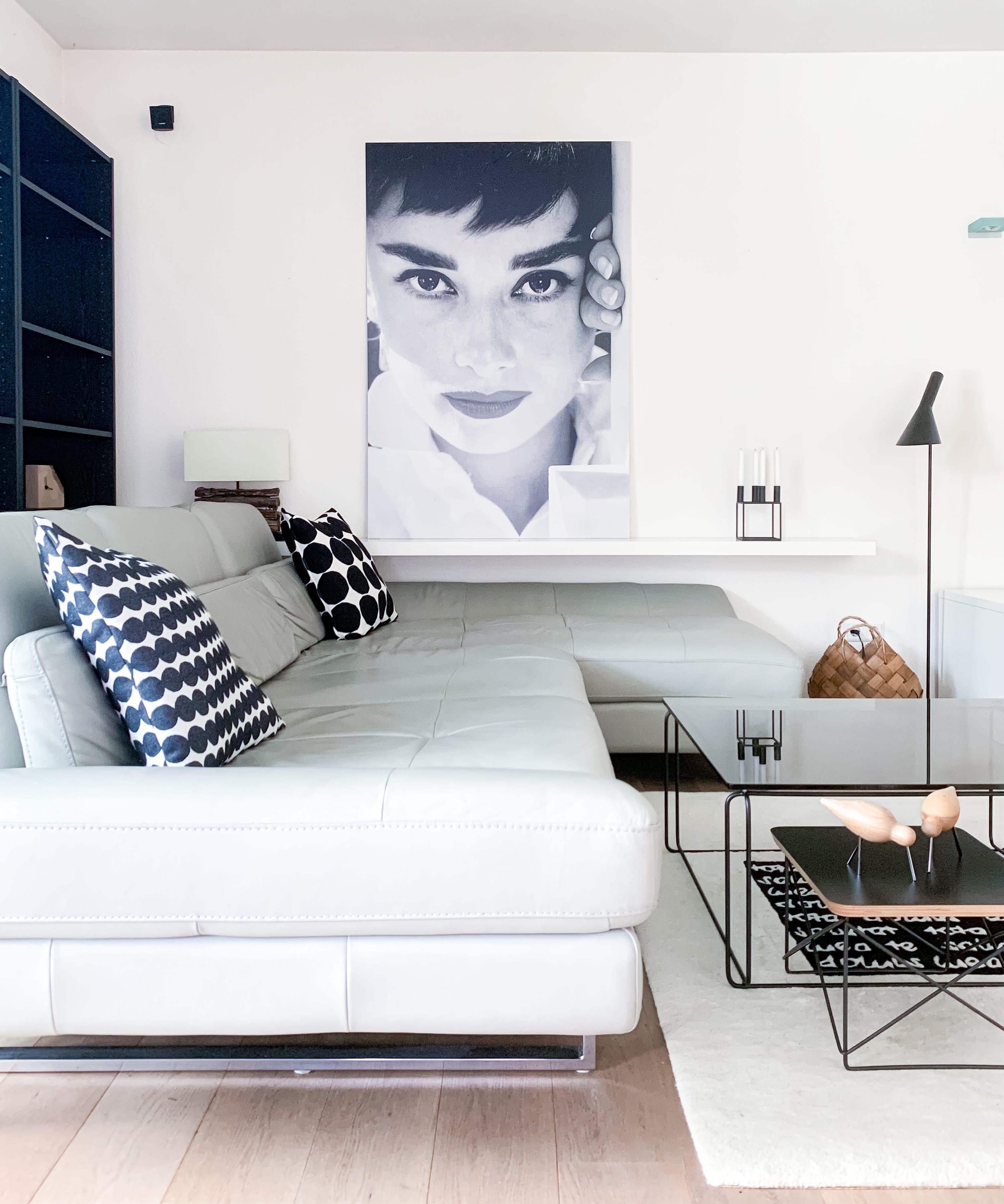 Homestory - Bei Lesern Zuhause - Homestory: Leben mit Sabine mit Einflüssen aus Frankreich und Skandinavien- so geht's einfach Desmondo dein online Magazin und Shop
