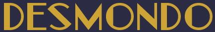 DESMONDO Logo 2021