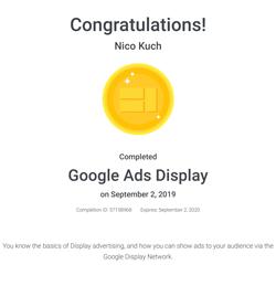 google ads display