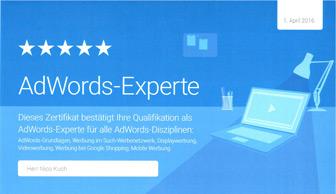 google ads experte