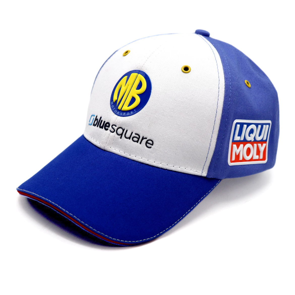 MB Motorsport Accelerated by Blue Square Official Cap