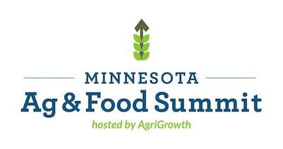 Minnesota Ag and Food Summit logo