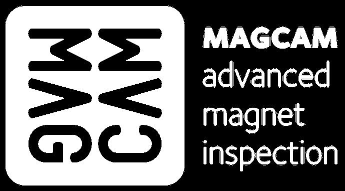 background startup logo magcam