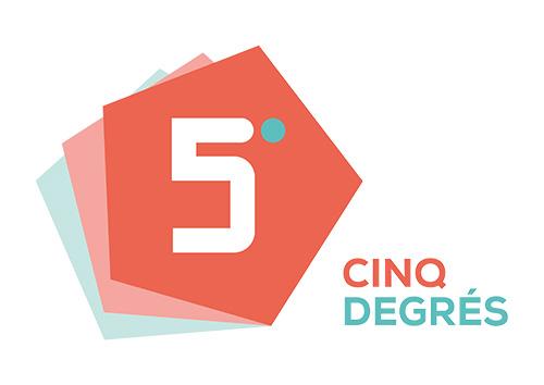 5 DEGRES