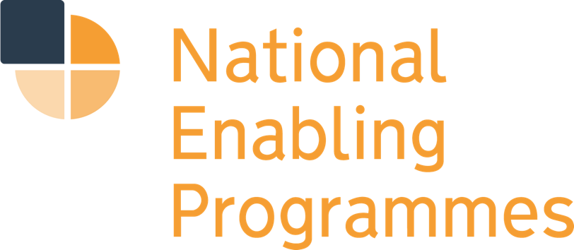 National Enabling Programmes Logo