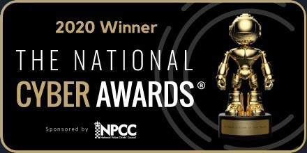 The National Cyber Awards Winner 2020