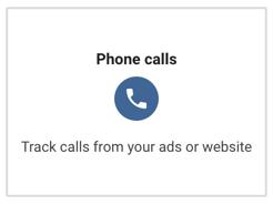 Google Ads Phone Call Tracking