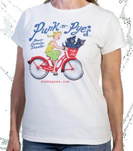 women's t-shirt for Punk-n-Pye's