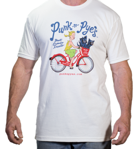 men's t-shirt for Punk-n-Pye's