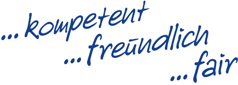 Keppner_Slogan kompetent, freundlich, fair