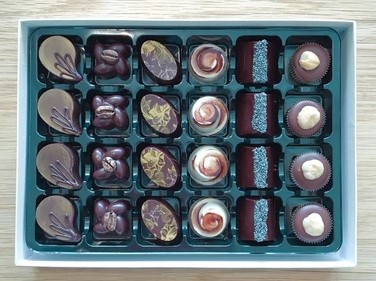 Zaras Chocolates