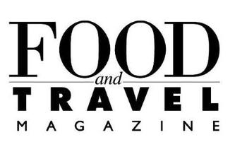 Food and Travel magazine logo
