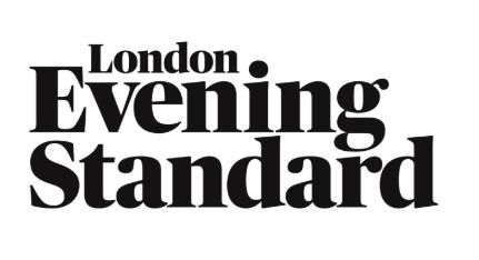 Evening Standard logo newspaper