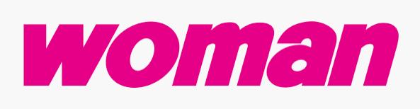 Woman magazine logo