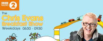 Radio 2 Chris Evans Breakfast Show