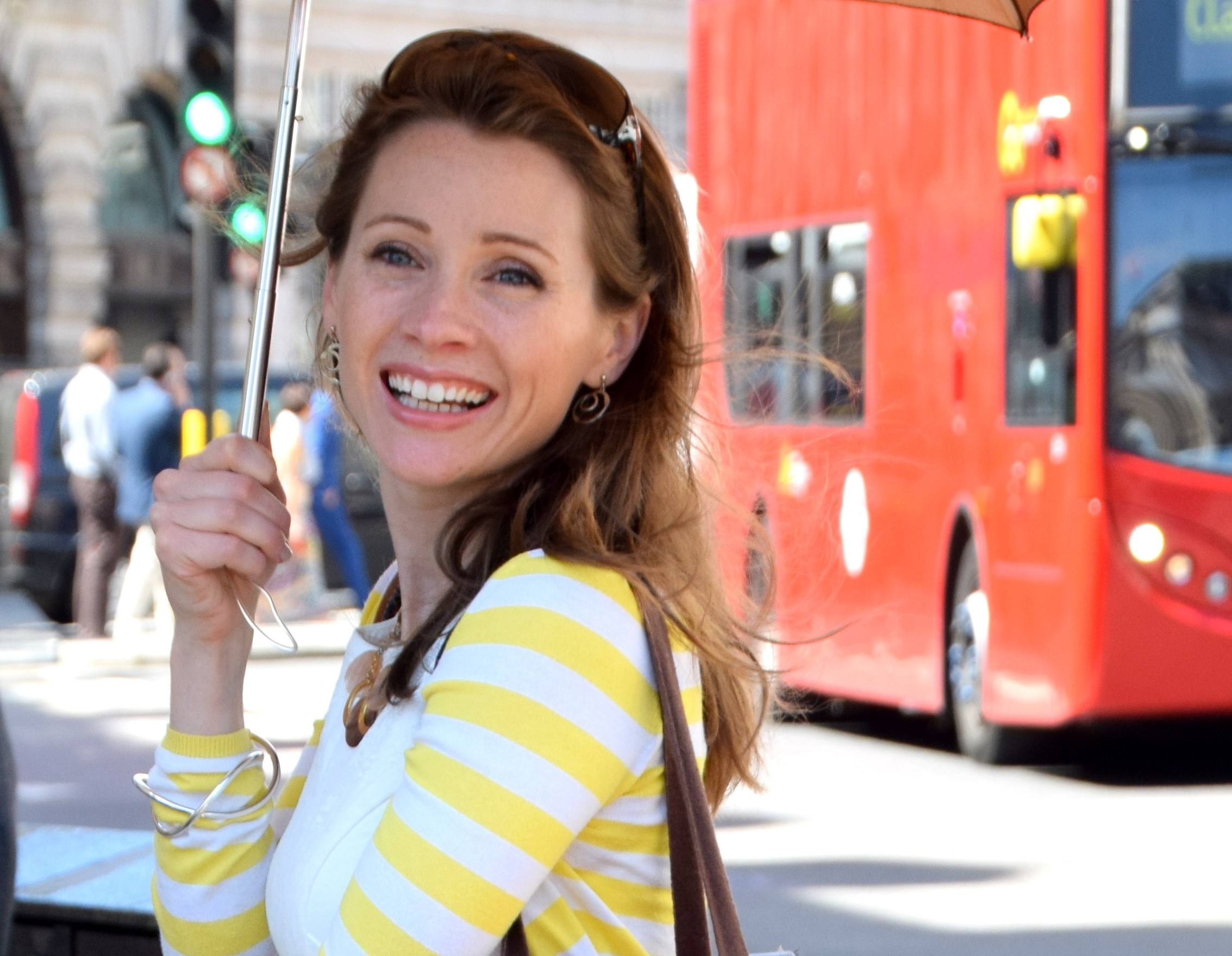 Jennifer Earle Food Consultant and London Tour Guide
